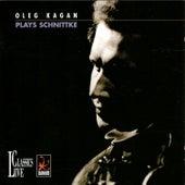 Schnittke: Oleg Kagan Edition, Vol. XXIX by Oleg Kagan