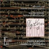 Ravel & Gubaidulina: Oleg Kagan Edition, Vol. I by Oleg Kagan