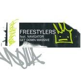 Get Down Massive (feat. Navigator) von Freestylers