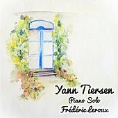 Yann Tiersen - Piano solo by Frédéric Leroux