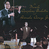 In Pursuit Of Excellence 2 de Manila Symphony Orchestra