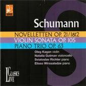 Schumann: Oleg Kagan Edition, Vol. XVII by Oleg Kagan