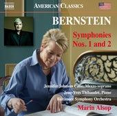 Bernstein: Symphonies Nos. 1 & 2 de Various Artists