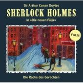 Die neuen Fälle, Fall 28: Die Rache des Gerechten von Sherlock Holmes