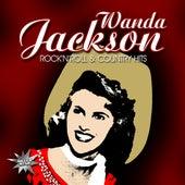 Rock'N'Roll & Country Hits by Wanda Jackson
