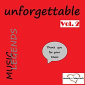 Music Legends - Unforgettable, Vol. 2 (Thank You for Your Music) de Various Artists
