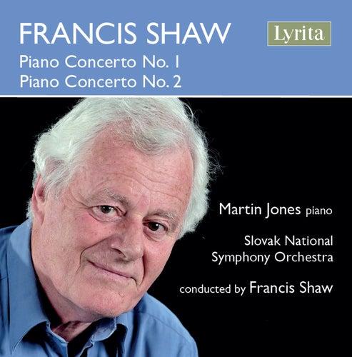 Shaw: Piano Concertos by Martin Jones