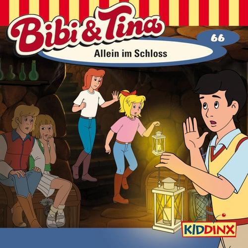 Folge 66: Allein im Schloss von Bibi & Tina