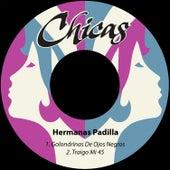 Golondrinas de Ojos Negros / Traigo Mi 45 by Las Hermanas Padilla