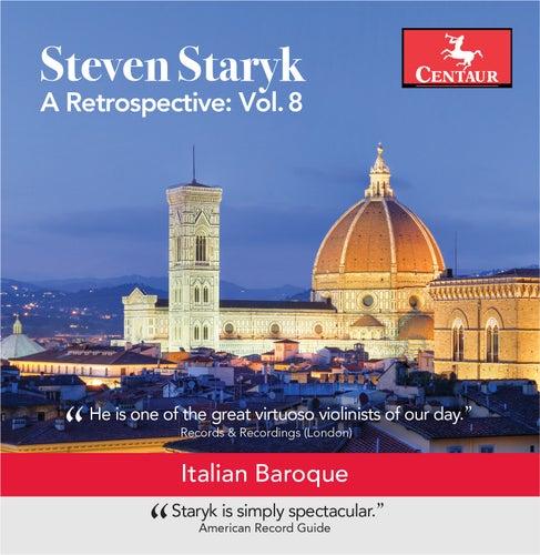 A Retrospective, Vol. 8 by Steven Staryk