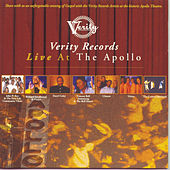 Verity Records: Live at the Apollo by Virtue