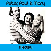 Peter, Paul & Mary Medley: Early in the Morning / 500 Miles / Sorrow / This Train / Bamboo / It's Raining / If I Had My Way / Cruel War / Lemon Tree / If I Had a Hammer / Autumn to May / Where Have All the Flowers Gone? de Peter, Paul and Mary