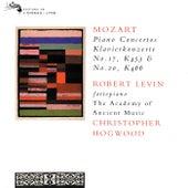 Mozart: Piano Concertos Nos. 17 & 20 by Robert Levin