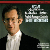 Mozart: Symphonies Nos. 40 & 41 by English Baroque Soloists