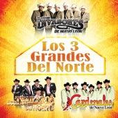 Los 3 Grandes del Norte by Various Artists