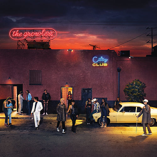 I'll Be Around by The Growlers