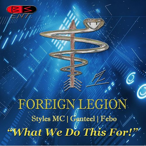 What We Do This For! by Foreign Legion