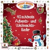 40 schönste Advents- und Weihnachtslieder von Detlev Jöcker