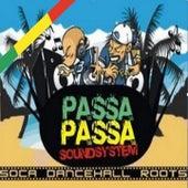Passa Passa Sound System, Vol..1, Sudor Riddim (Soca, Dance Hall, Roots) by Various Artists