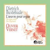 Buxtehude: The Organ Works von Olivier Vernet
