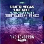Find Tomorrow (Ocarina) (Bodybangers Remix) de Dimitri Vegas & Like Mike