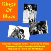 Kings of Blues de Various Artists