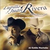 Los Hermanos Mas Buscados by Lupillo Rivera