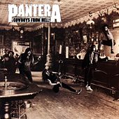 Cowboys From Hell de Pantera