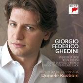 Giorgio Federico Ghedini Music for Orchestra di Daniele Rustioni