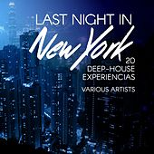 Last Night in New York (20 Deep-House Experiencias) by Various Artists