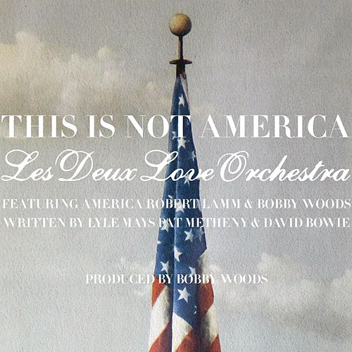 This Is Not America (feat. America, Robert Lamm & Bobby Woods) by Les Deux Love Orchestra