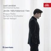 Janáček: Orchestral Suites - Jenůfa, Káťa Kabanová, Fate de Prague Radio Symphony Orchestra