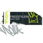 Don't Stop EP von Freestylers