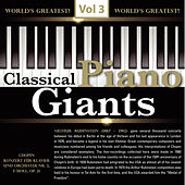 Classical - Piano Giants, Vol.3 de Artur Rubinstein