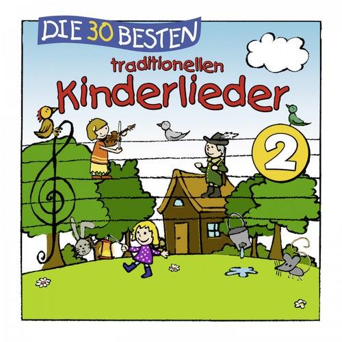 Die 30 besten traditionellen Vol. 2 von Simone Sommerland, Karsten Glück & die Kita-Frösche