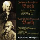 Johann Sebastian Bach, Carl Philipp Emanuel Bach von Veljko Glodić