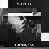 Friends Kiss by M.A.N.D.Y.