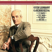 Clavichord Recital by Gustav Leonhardt