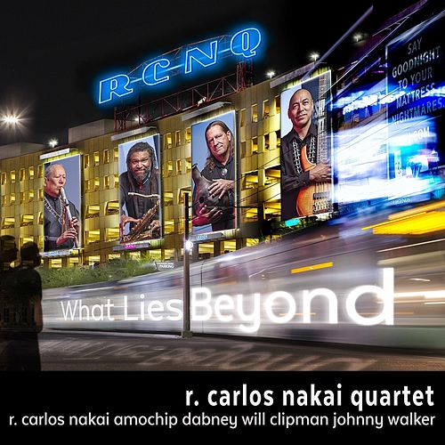 What Lies Beyond by R. Carlos Nakai