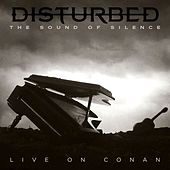 The Sound of Silence (Live on CONAN) de Disturbed