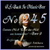 Cantata No. 9 ''Es ist das Heil uns kommen her'' - BWV 9 by Shinji Ishihara