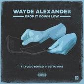 Drop It Down Low (feat. Fuego Bentley & Gutta Twins) by Wayde Alexander