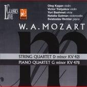 Mozart: Oleg Kagan Edition, Vol. XXI by Oleg Kagan