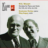 Mozart: Oleg Kagan Edition, Vol. XXIV by Oleg Kagan