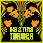 The Complete Pompeii Recordings 1968-1969 de Ike and Tina Turner