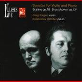 Brahms & Shostakovich: Oleg Kagan Edition, Vol. XVIII by Oleg Kagan