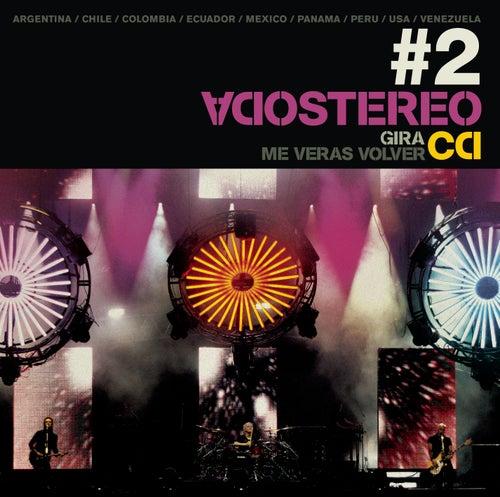 Gira Me Veras Volver Vol. 2 de Soda Stereo