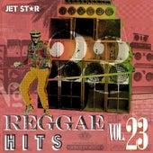 Reggae Hits Vol. 23 de Various Artists