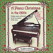 A Piano Christmas in the 1920's by Various Artists