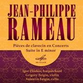 Rameau: Pièces de clavecin en concerts & Suite in E Minor de Various Artists